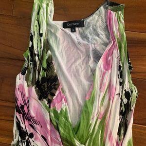Karen Kane Dresses - Karen Kane Size Xl Dress, pink, white, black and g
